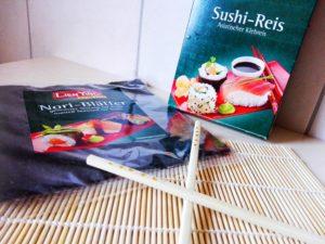 wie du Sushi selber machen kannst erfährst du hier
