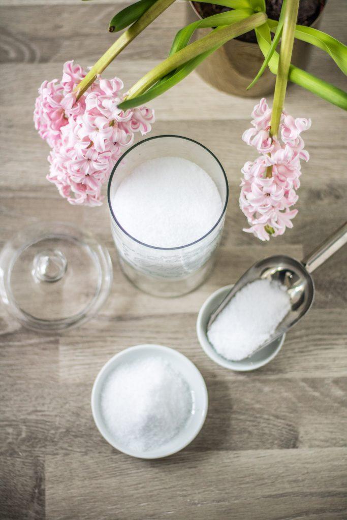 Xylit und Erythrit - Zuckeralternativen