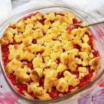 Glutenfreier Johannisbeer-Streuselkuchen