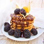 gesunde und vegane Pancakes ohne Ei