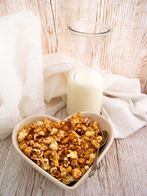 Granola_mit_Popcorn selber machen