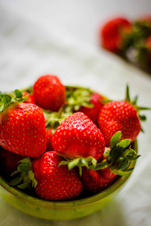 Erdbeeren Erdbeer-Fakten