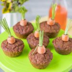 Rübli-Muffins mit Karottensaft