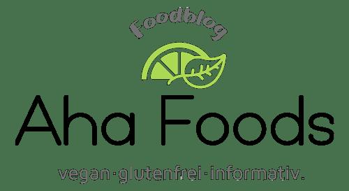 Aha Foods – Vegane und glutenfreie Rezepte ohne Industriezucker