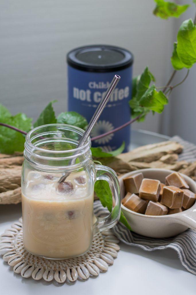 Eiskaffee koffeinfrei
