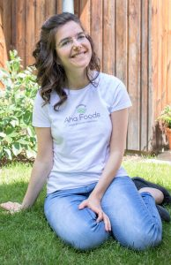 Kaja Kowalski, Foodbloggerin von Aha Foods