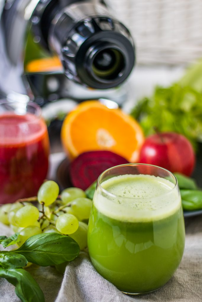 Entsafter-Test Omega Juicers 8226 und Tipps zum Entsaften